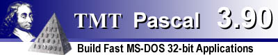 TMT Pascal for MS-DOS